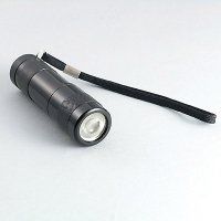 3AAA cells 1W LED Aluminium Flashlight